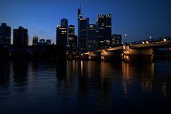 Frankfurt Skyline 2021