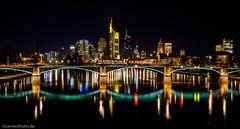 Frankfurt Skyline.