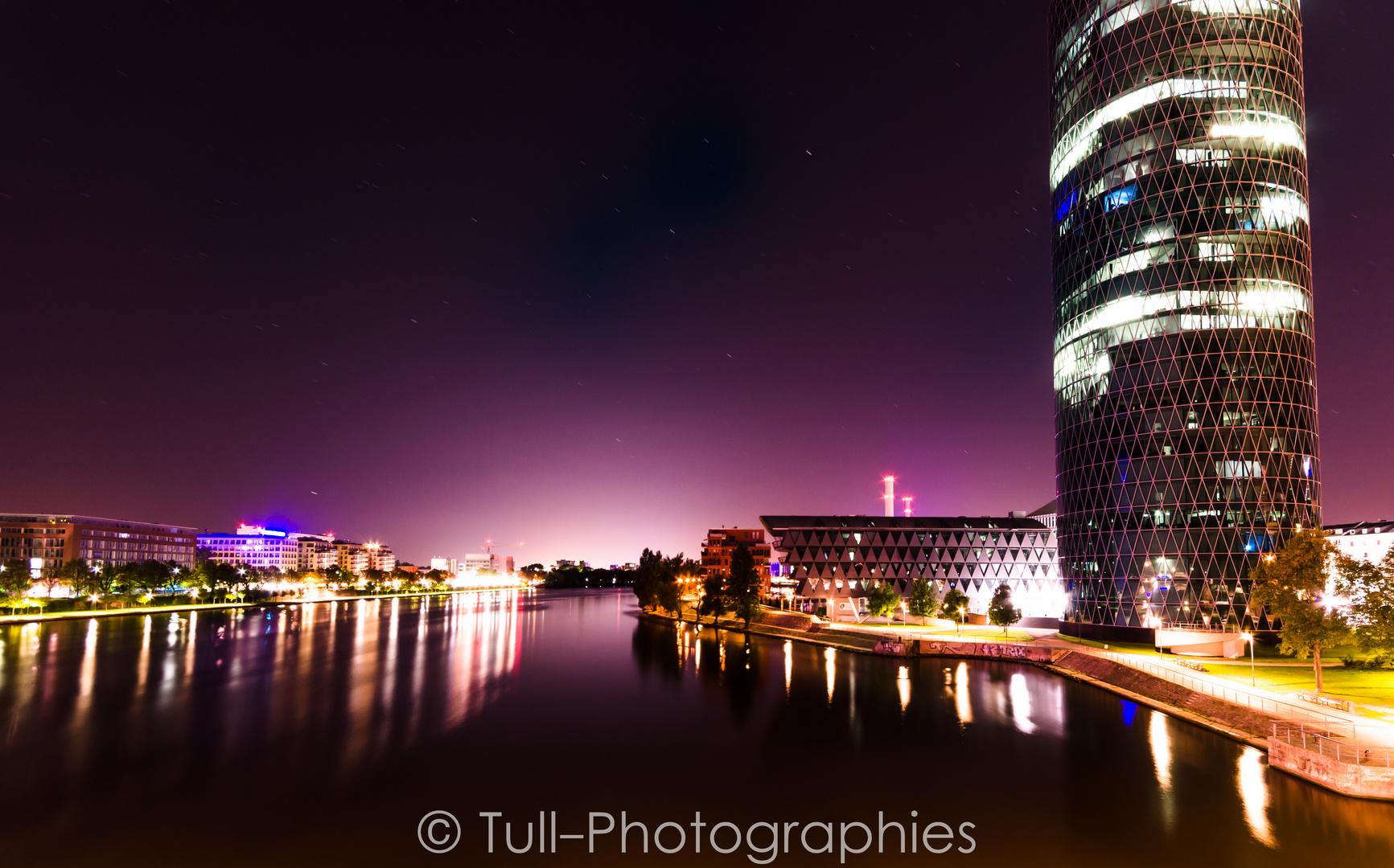 Frankfurt Skyline two