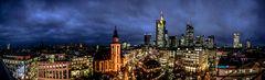 Frankfurt Skyline - von der Zeilgalerie aus