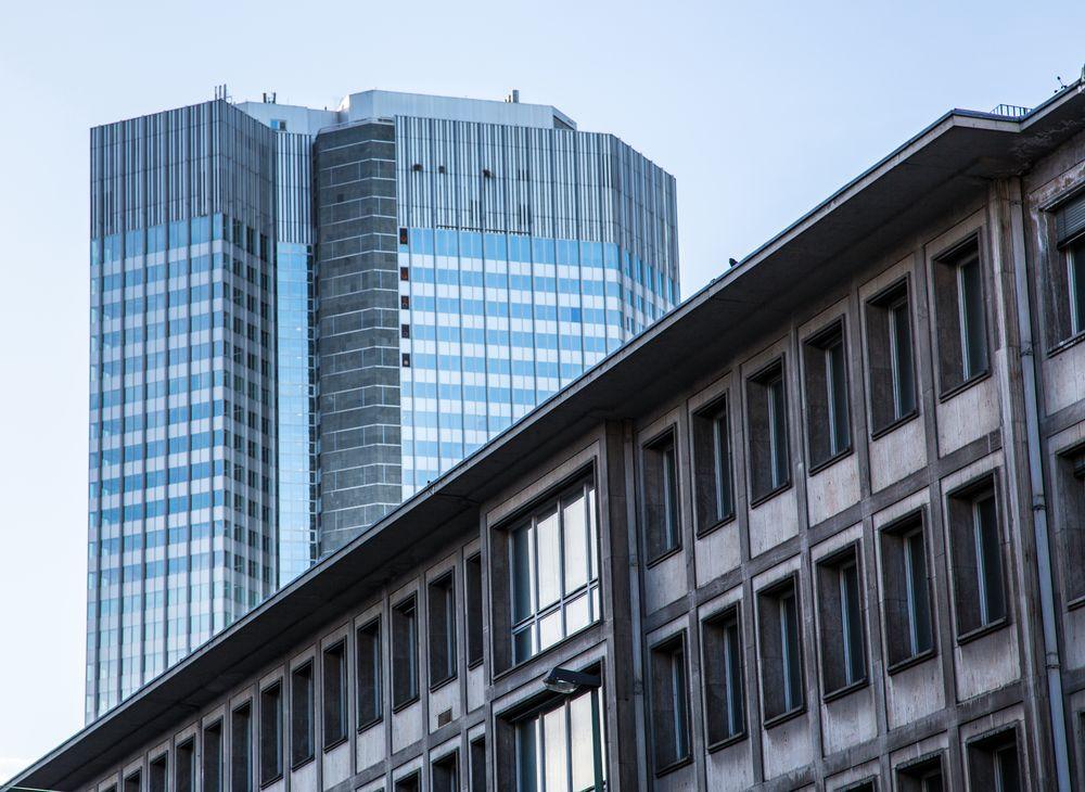 Frankfurt - Straßenbild