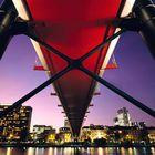 Frankfurt twilight