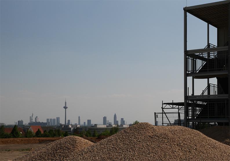 Frankfurt wächst