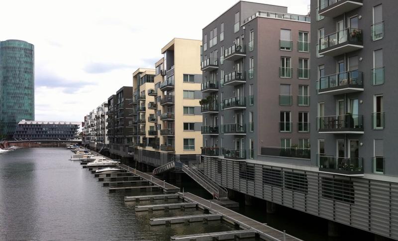 Frankfurt, Westhafen