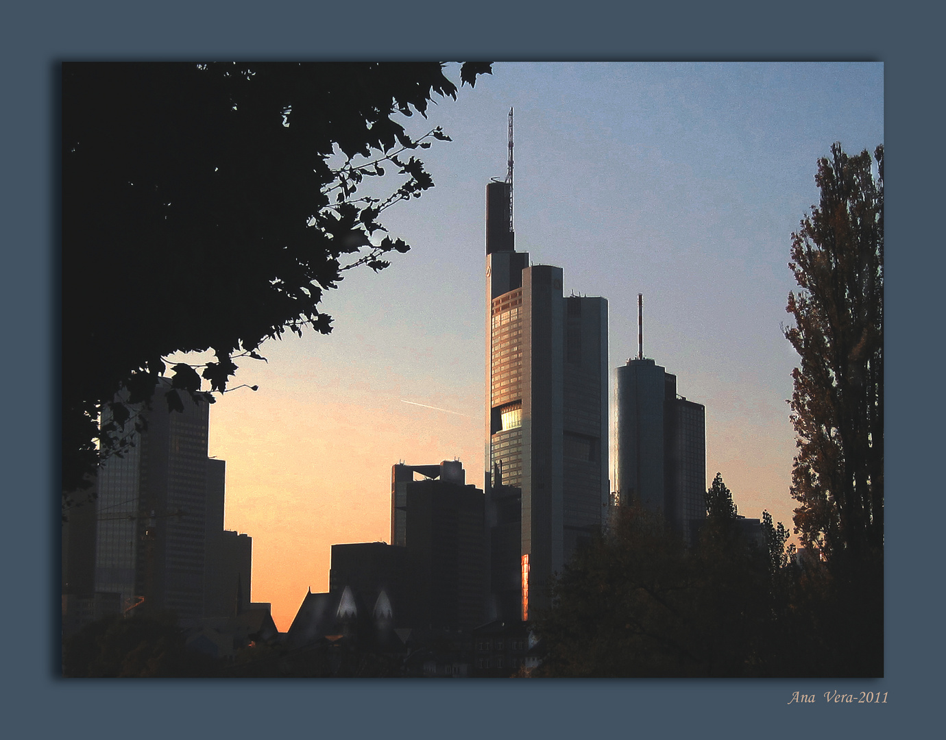 Frankfurt: Wie im Traum (Como en sueños) 1