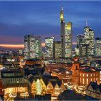 Frankfurt zur Weihnachtszeit