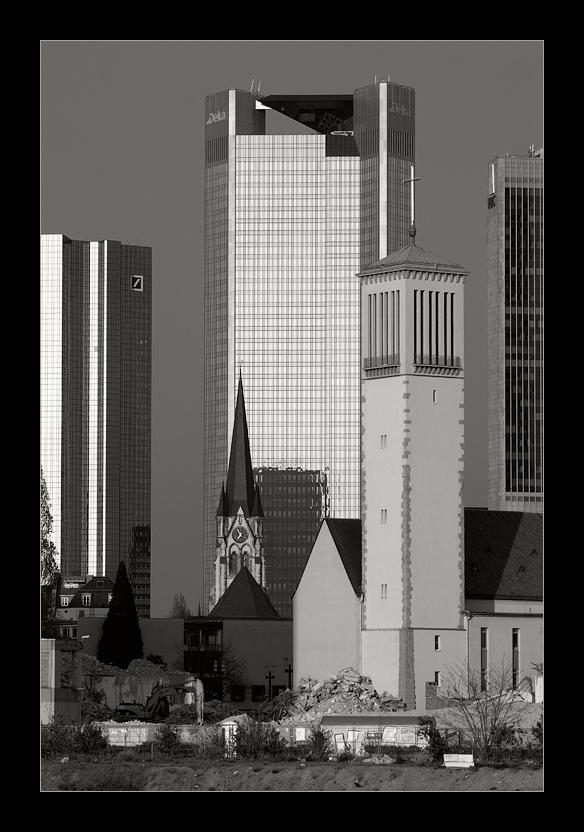 [ Frankfurter Architekturmix ]