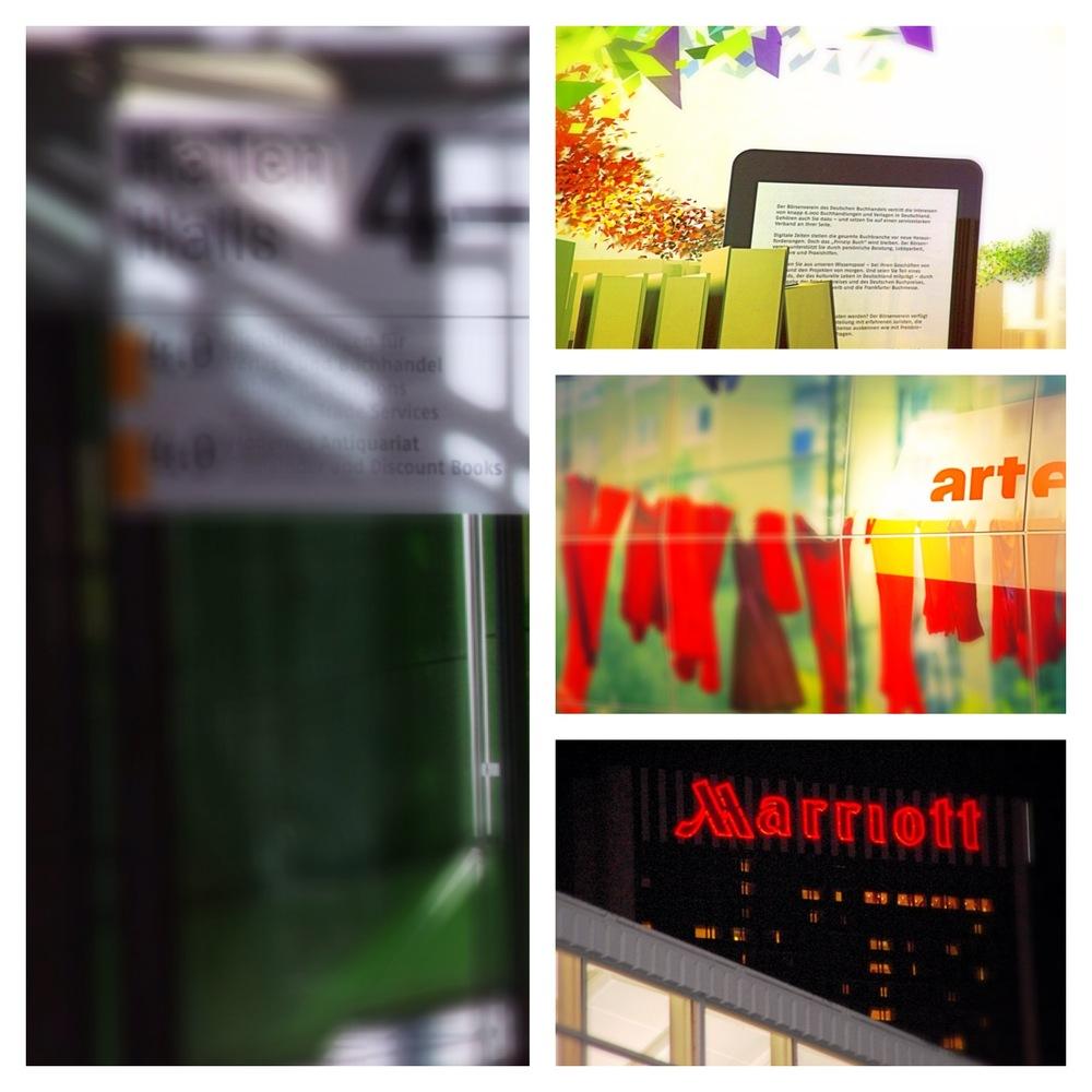 Frankfurter Buchmesse Rundgang