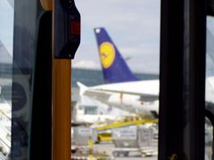 Frankfurter Flughafen...