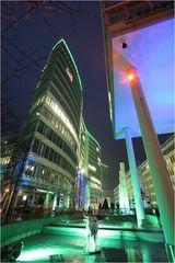 Frankfurter Welle red, green, blue