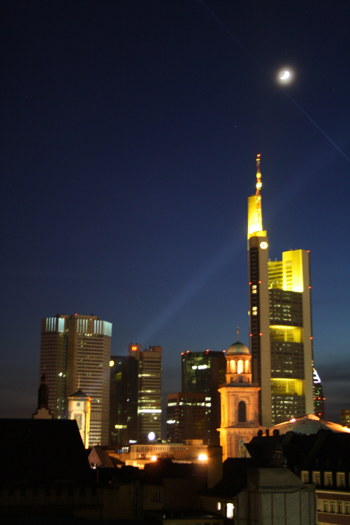 Frankfurt/Main at Night