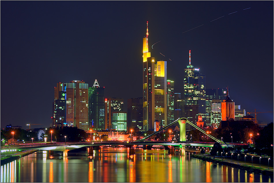 Frankfurt@Night