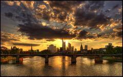 Frankfurts goldene Stunde
