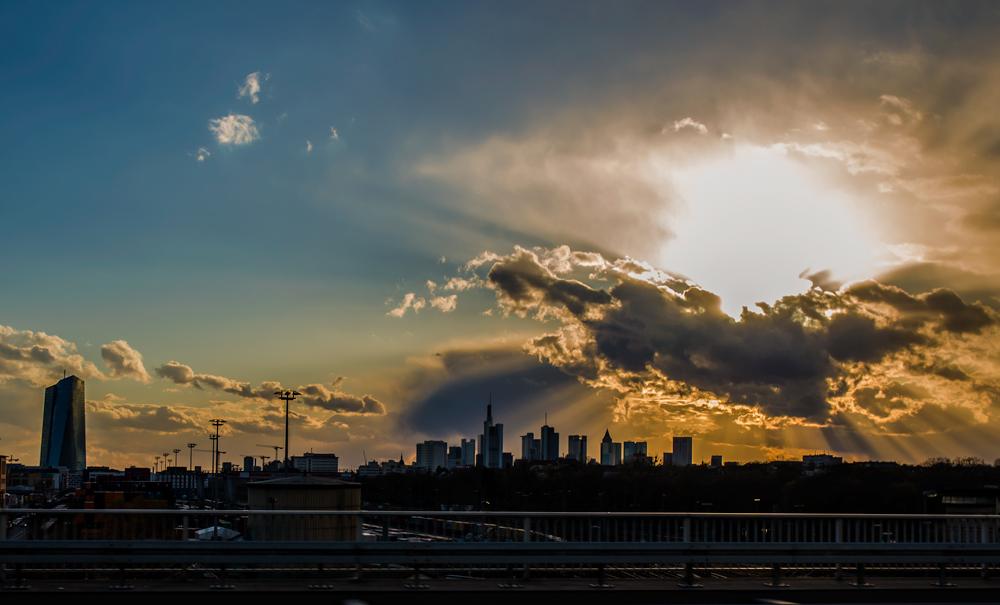 Frankfurt's Skyline ...