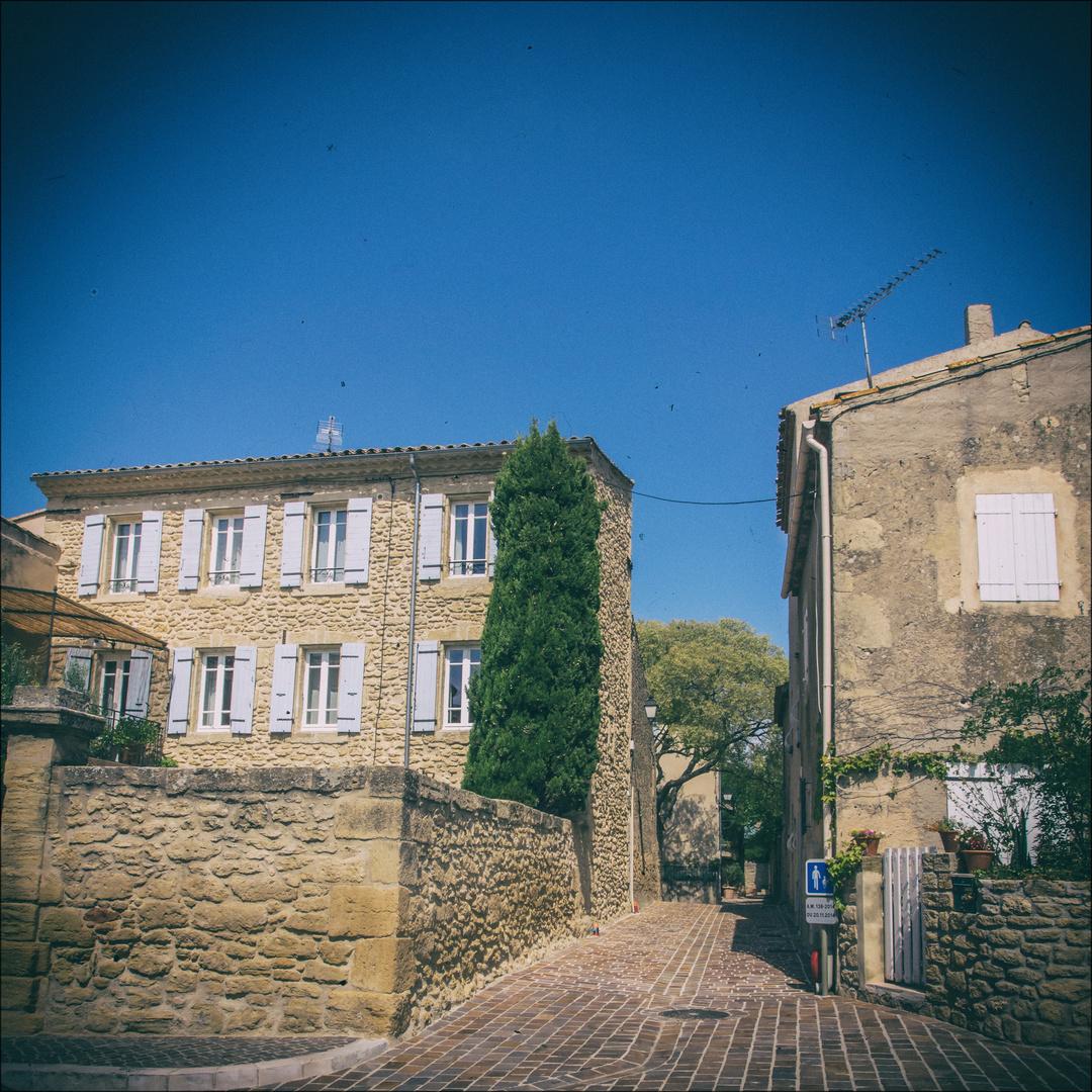 Frankreich im Sommer