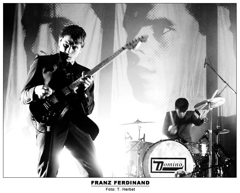 Franz Ferdinand - Take me out !