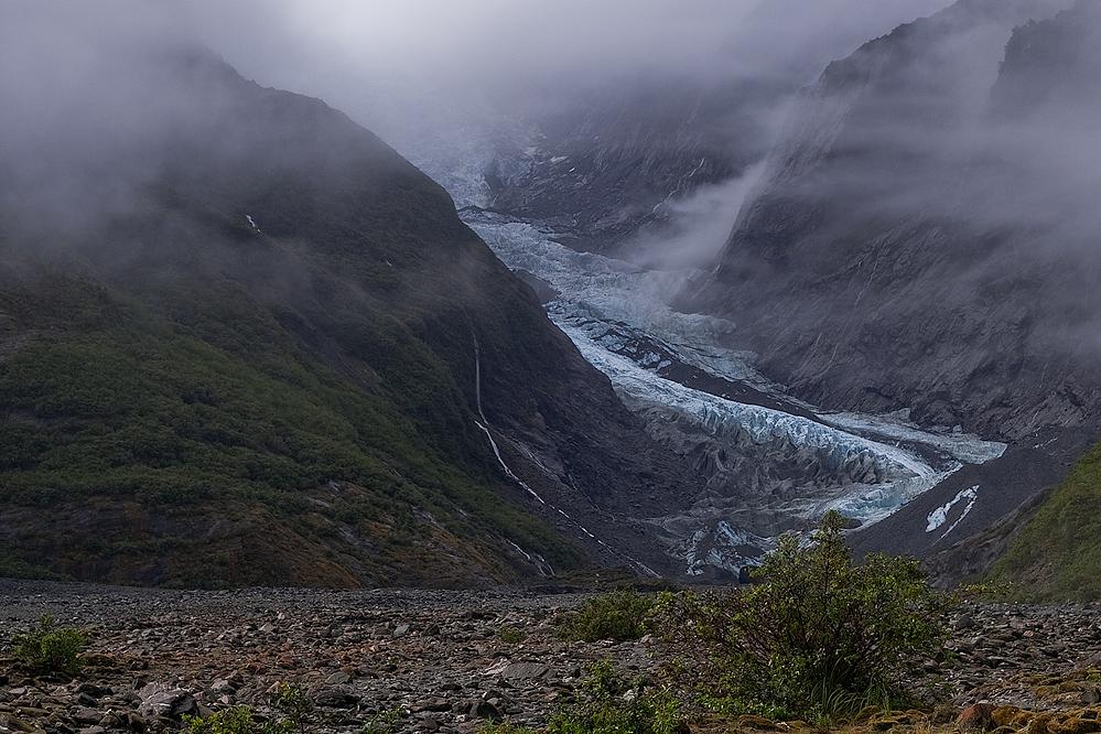 Franz Josef Glacier, South Island