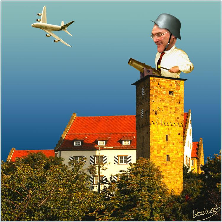 Franz Josef Jung - immer für ´ne Überraschung gut !!!