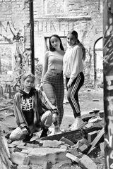 Franzi, Melina & Linda