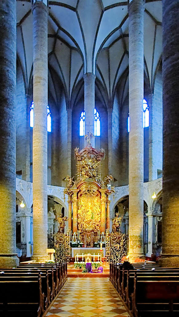 Franziskaner Kirche