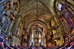 Franziskanerkirche / Bratislava