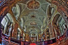 Franziskanerkirche Budapest