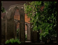 Franziskanerkloster-Ruine