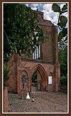 Franziskanerkloster-Ruine (2)