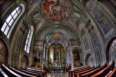 Franziskanische Kirche / Veszprem / Ungarn