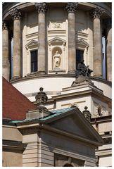 Französischer Dom, Detail #1