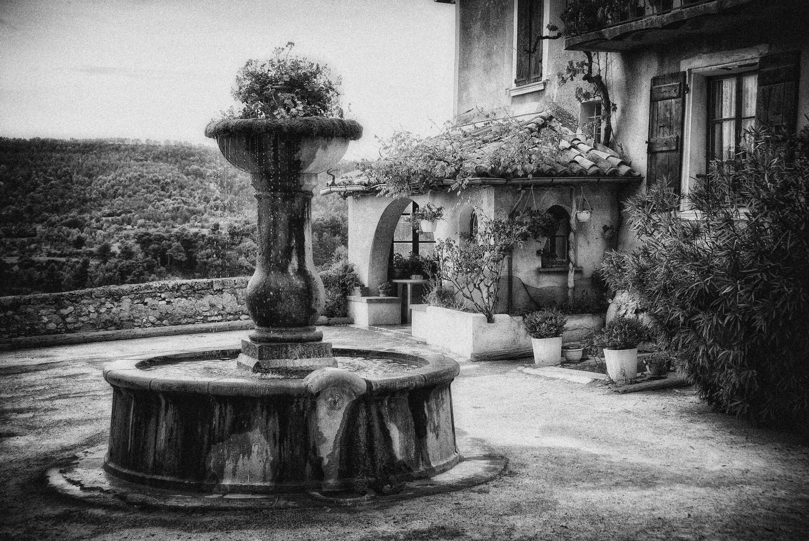 """""""französischer Garten"""""""
