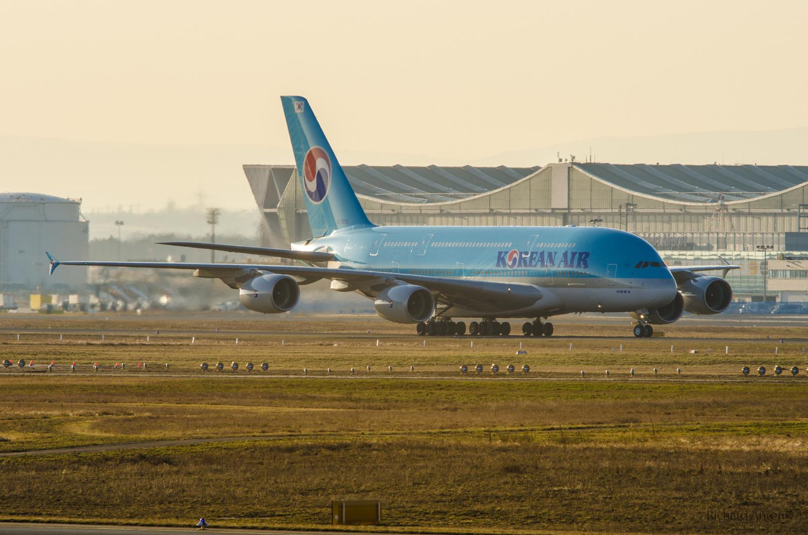 Fraport KoreanAir