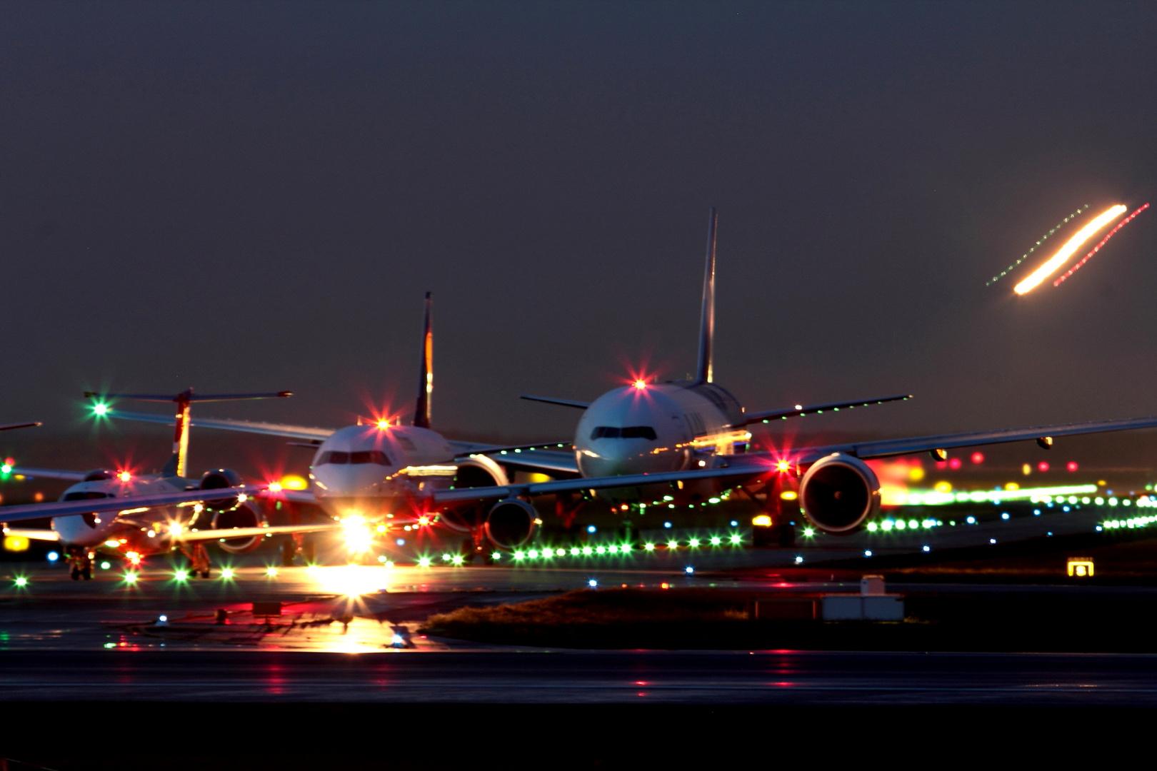 FRAport Nightshot