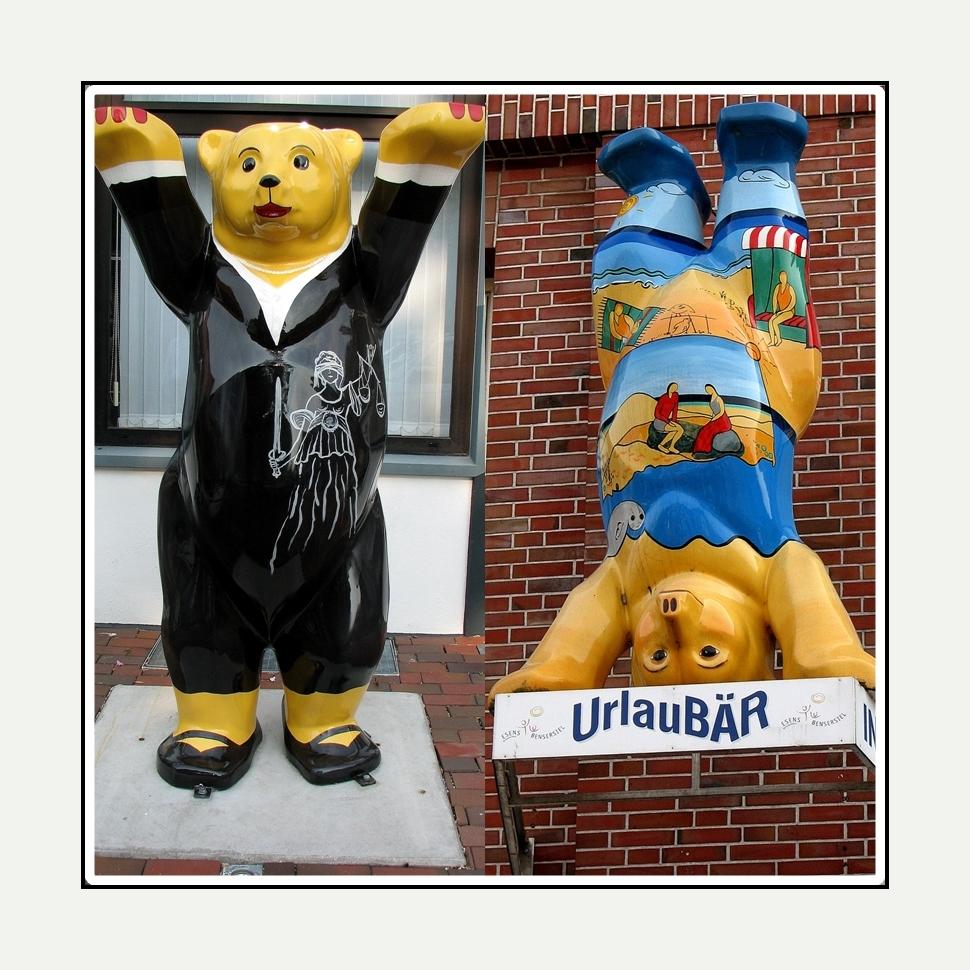 Frau und Herr Bär
