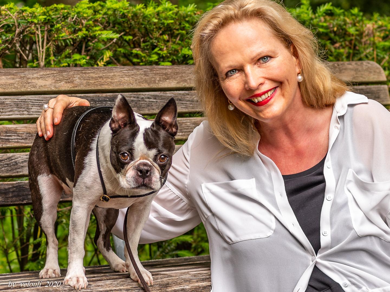 Frau und Hund 38 Foto & Bild | world, outdoor, portrait