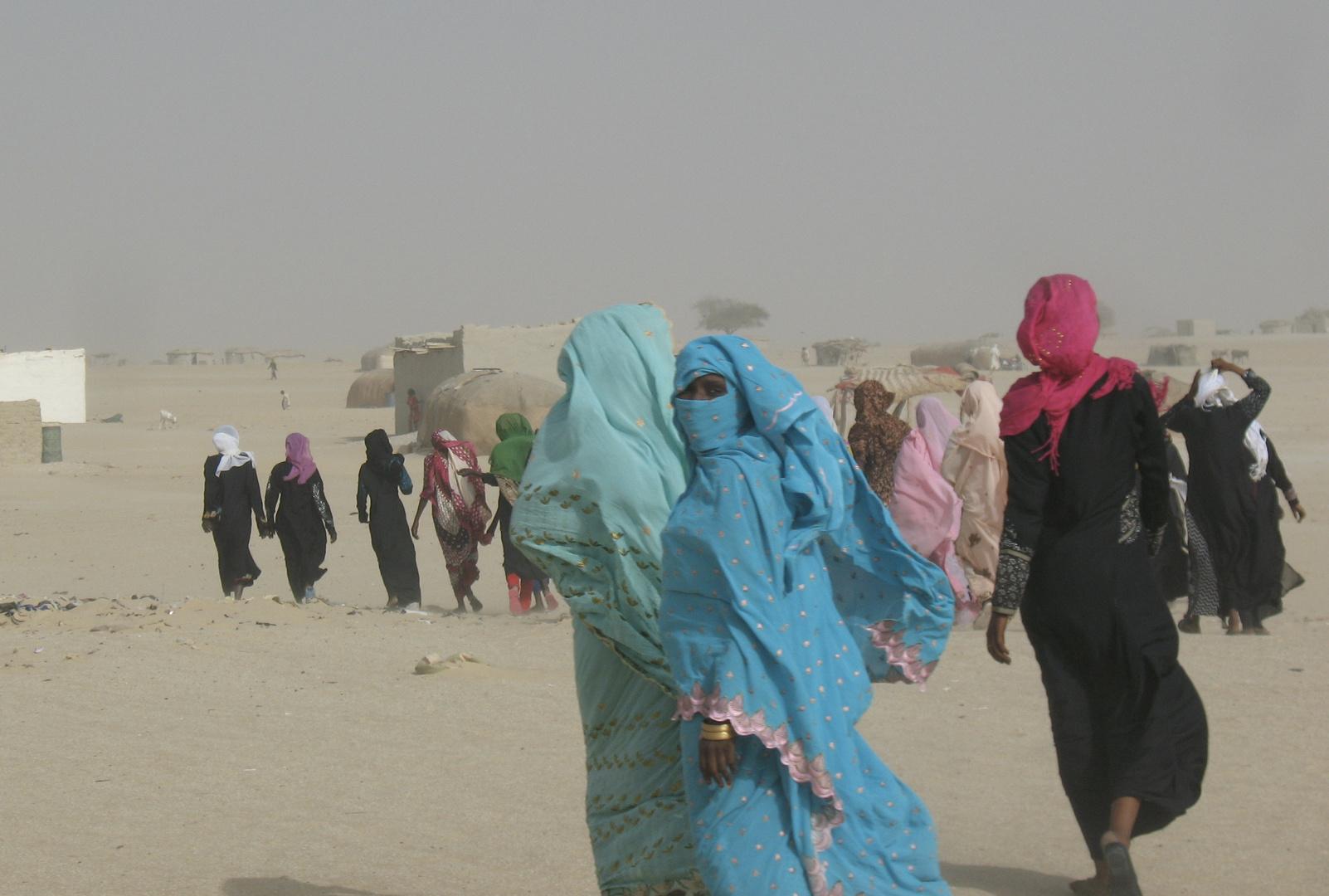 Frauen im Tschad
