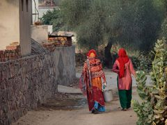 Frauen in Alsisar