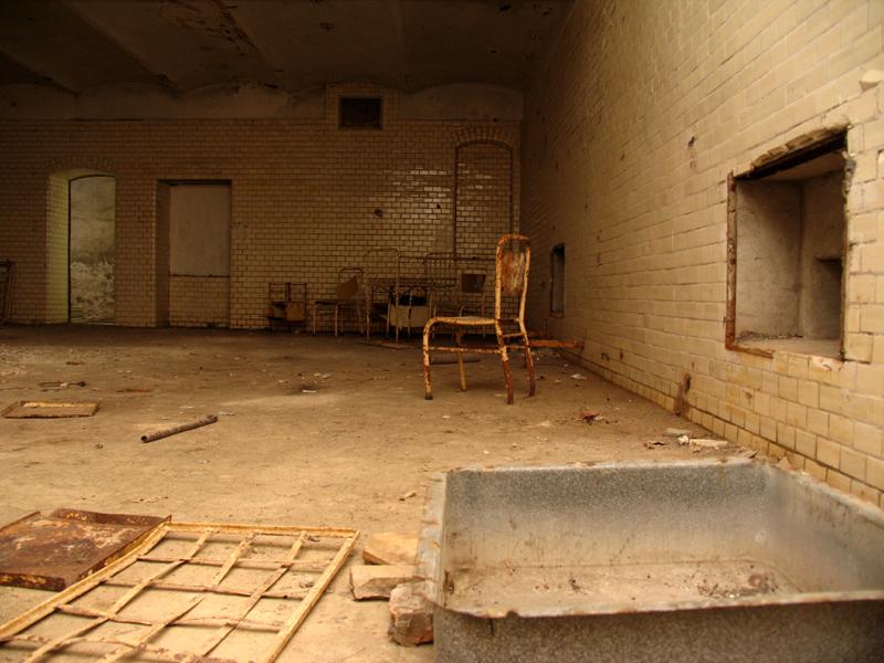 Frauen Lungenheilanst. - Beelitz Heilstätten