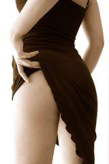 Frauen machen Kleider sexy