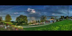 Fraueninsel im Chiemsee/Gestadt