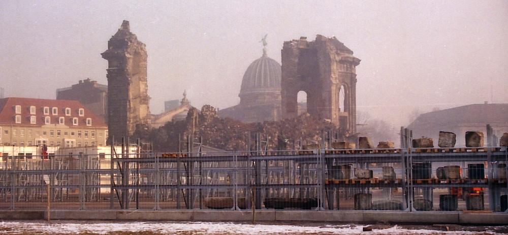 Frauenkirche 1993
