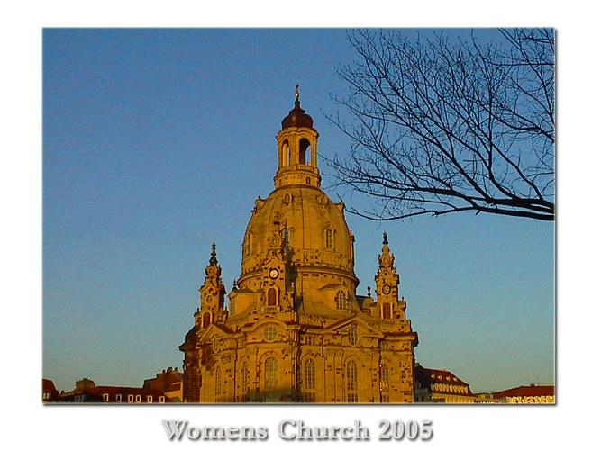 Frauenkirche 2005