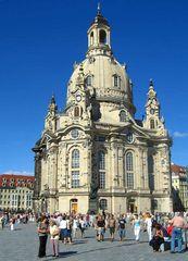 Frauenkirche- 800 Jahre Dresden