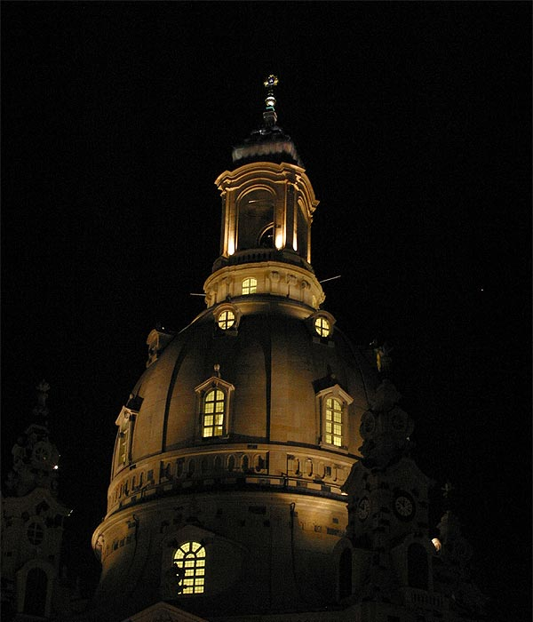 Frauenkirche bei Nacht #2