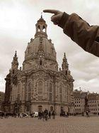 Frauenkirche Dresden- auferstanden aus Ruinen