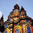 Frauenkirche Dresden, Montage