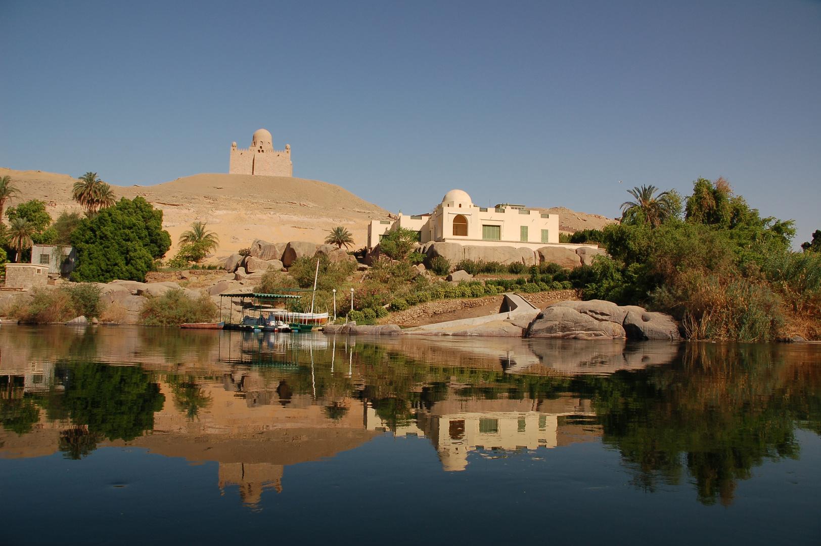 Frauenkloster bei Assuan