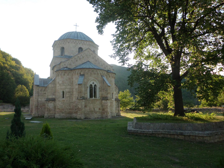 Frauenkloster Gradac