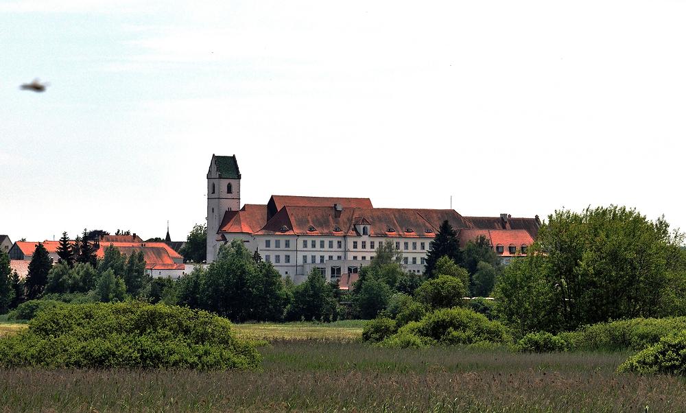 Frauenkloster - Schlossklinik Bad Buchau = Moorheilbad