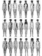 Frauenkörper